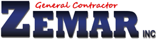Zemar Construction General Contractor Logo